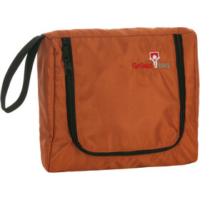 Grüezi-Bag Flatbag Bolsa Neceser Baño, orange
